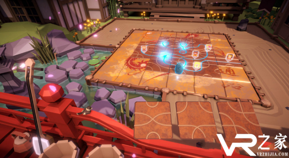 VR益智游戏Tsuro: The Game of The Path即将登陆Oculus Quest