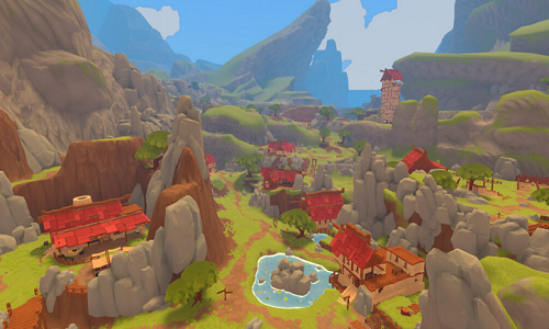 VR冒险游戏A Township Tale 7月15日登陆Oculus Quest